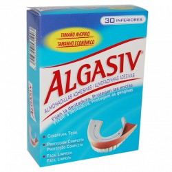 ALGASIV ALMOHADILLA INFERIOR 30 UNIDADES