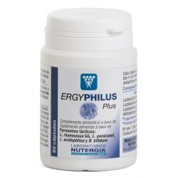 NUTERGIA ERGYPHILUS PLUS 60 CAPS