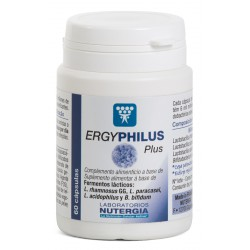 NUTERGIA ERGYPHILUS PLUS 60CAPS.
