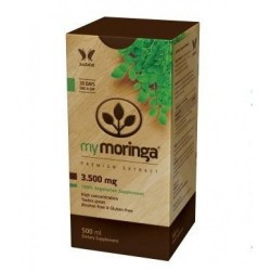 MYMORINGA JUSTNAT 3500MG 500ML