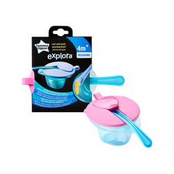 TOMMEE TIPPEE BOL EXPLORA COOL AND MASH +4MESES