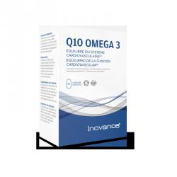INOVANCE Q10 OMEGA 3 60 CAPSULAS