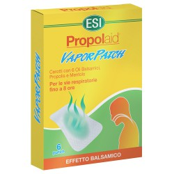 TREPAT DIET ESI PROPOLAID VAPORPATCH 6 PARCHES