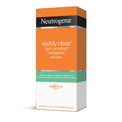 NEUTROGENA VISIBLY CLEAR SPOT PROOFING HIDRATANTE OILFREE 50ML