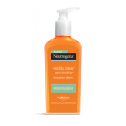 NEUTROGENA VISIBLY CLEAR SPOT PROOFING LIMPIADOR DIARIO 50ML