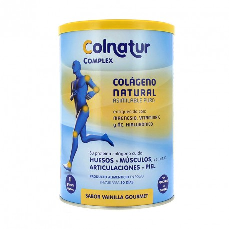 COLNATUR COMPLEX VAINILLA GOURMET  330G