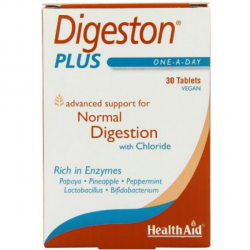 HEALTH AID DIGESTON PLUS 30 CAPS