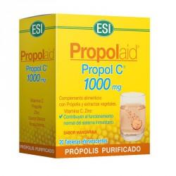 TREPAT DIET PROPOLAID PROPOL C 1000MG 20 COMP EFERVESCENTES