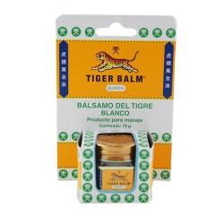 BALSAMO DE TIGRE TIGER BALM BLANCO 19G
