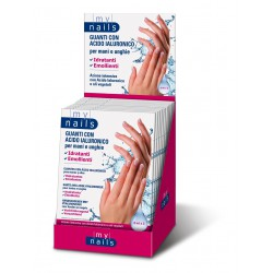 MY NAILS GUANTES HIDRATANTES CON ACIDO HIALURONICO 2X8ML
