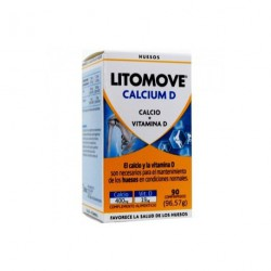 LITOMOVE CALCIUM D 90 COMPRIMIDOS