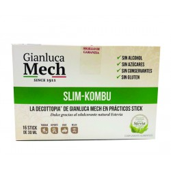 HERBOFARM DECOTTOPIA SLIM-KOMBU 16 STICKS