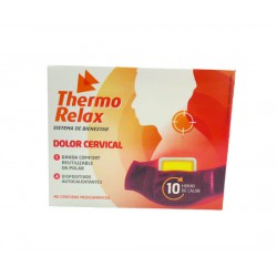 THERMO RELAX DOLOR CERVICAL BANDA REUTILIZABLE