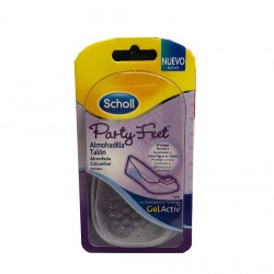 DR SCHOLL PARTY FEET ALMOHADILLA TALÓN 1 PAR