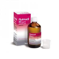 FLUMIL  4% JBE 200 ML