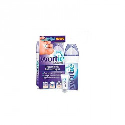 WORTIE ADVANCED TRATAMIENTO ANTI VERRUGAS 50 ML