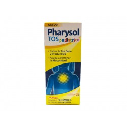 PHARYSOL TOS PEDIATRICO 175ML