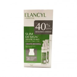 ELANCYL CELLU-SLIM VIENTRE PLANO DUPLO 2X150ML
