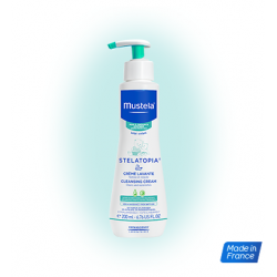MUSTELA STELATOPIA GEL DE BAÑO - CLEANSING CREAM 200ML