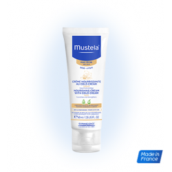 MUSTELA CREMA FACIAL NUTRITIVA COLD CREAM 40 ML