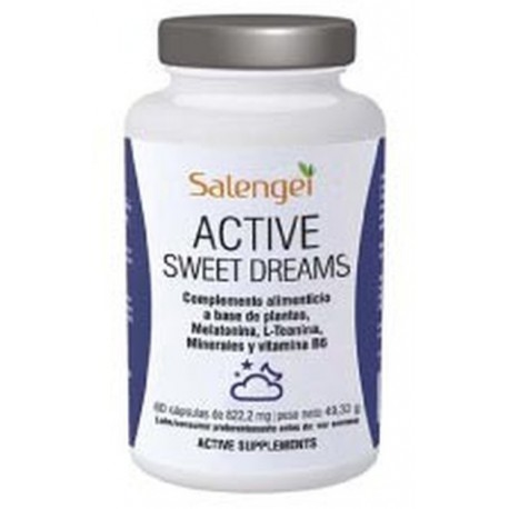 SALENGEI ACTIVE SWEET DREAMS 60 CÁPSULAS