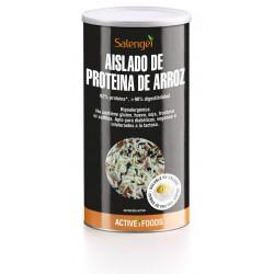SALENGEI AISLADO DE PROTEINA DE ARROZ 500 GRS