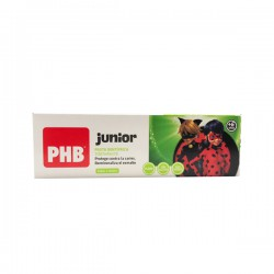 PHB JUNIOR PASTA DENTAL 6 A 12 AÑOS MENTA 75 ML