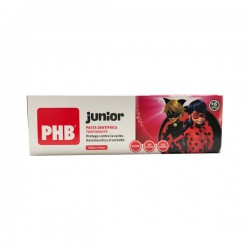 PHB JUNIOR PASTA DENTAL 6 A 12 AÑOS 75ML