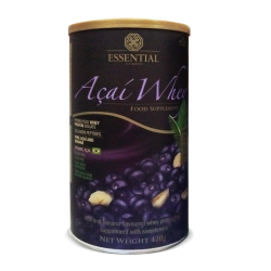 ESSENTIAL NUTRITION AÇAI WHEY 420 GRAMOS