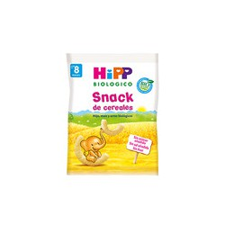 HIPP BIOLOGICO SNACKS CEREALES GUSANO 24G
