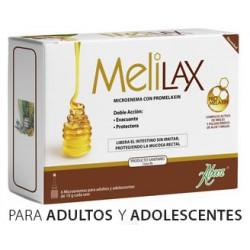ABOCA MELILAX 6 MICROENEMAS
