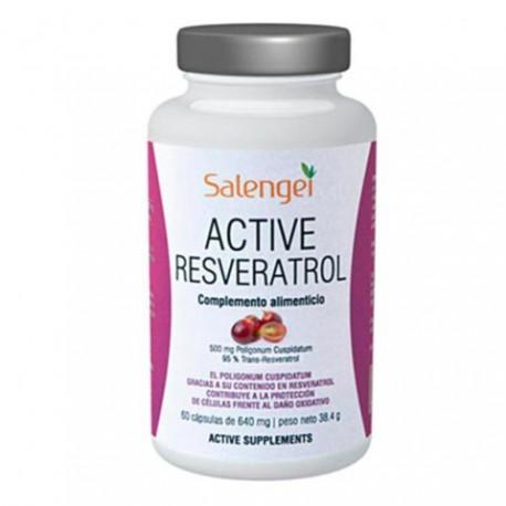 SALENGEI ACTIVE RESVERATROL 60 CAPSULAS