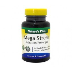 NATURES PLUS MEGA STRESS 30 COMPRIMIDOS