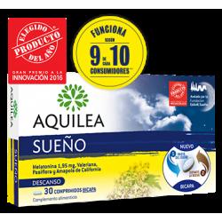AQUILEA SUEÑO 1.95 30 COMPRIMIDOS BICAPA