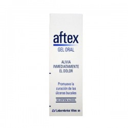 AFTEX GEL 15ML
