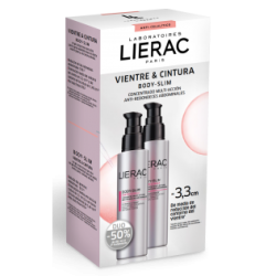 LIERAC BODY SLIM VIENTRE Y CINTURA DUPLO 2X100ML