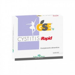 GSE CYSTITIS RAPID 30 COMPRIMIDOS