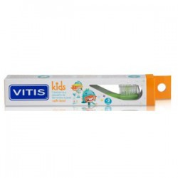 VITIS KIDS CEPILLO DENTAL +3 AÑOS