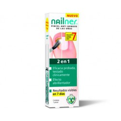 NAILNER PINCEL ANTI-HONGOS 2 EN 1