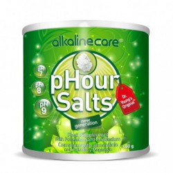 ALKALINE CARE PHOREVER YOUNG PHOURS SALTS 450 GRAMOS
