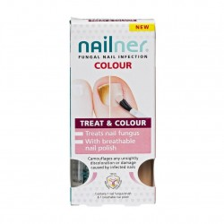 NAILNER TRATAMIENTO Y COLOR 2X5ML