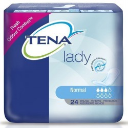 TENA LADY NORMAL 24 UNIDADES