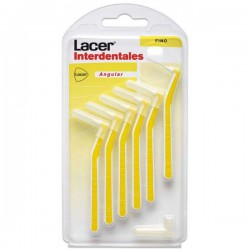 LACER CEPILLO INTERDENTAL FINO ANGULAR 6 UDS
