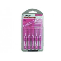 CEPILLO INTERDENTAL LACER ULTRAFINO 6 UDS