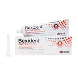 BEXIDENT ENCIAS GEL GINGIVAL CON CLORHEXIDINA 0,2% 50ML