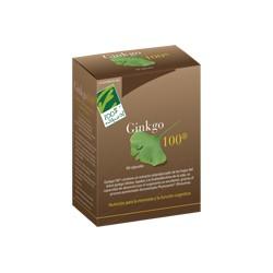 CIENPORCIEN NATURAL GINKGO100 60 CAPSULAS