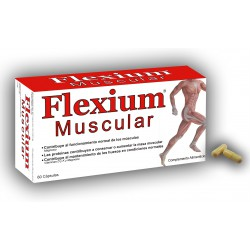 FLEXIUM MUSCULAR 60 CAPSULAS