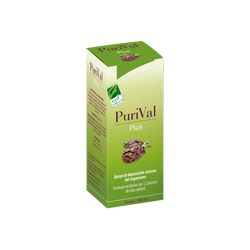 CIENPORCIEN NATURAL PURIVAL PLUS SIROPE 200ML