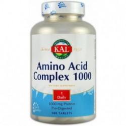 SOLARAY KAL AMINO ACID COMPLEX 100 COMPRIMIDOS