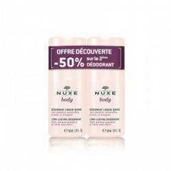 NUXE BODY DUPLO DESODORANTE SIN ALCOHOL 2X50ML